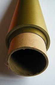 Gold Premier Display Paper Roll 15 Metre x 1218mm Super Wide