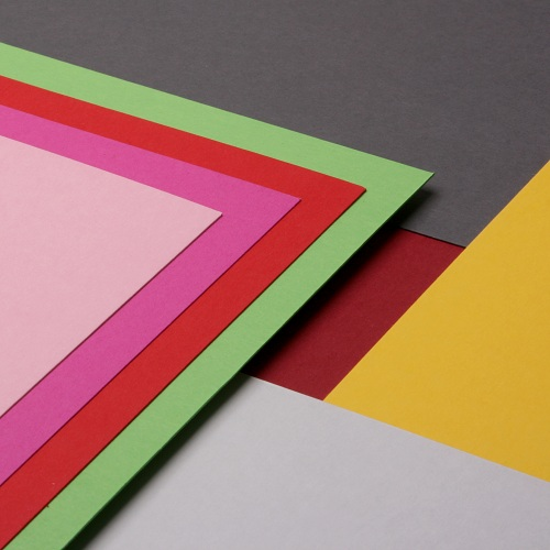 A1 Large Card Coloured Thick 350GSM